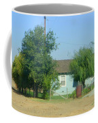 Walnut Grove - Typical Rural Farm House Coffee Mug