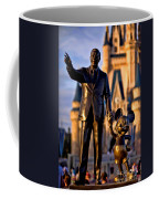 Walt And Mickey Coffee Mug