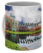 Walt Disney World Swan Hotel  Coffee Mug
