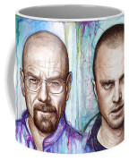 Walter And Jesse - Breaking Bad Coffee Mug