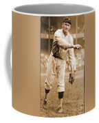 Walter Johnson Poster Coffee Mug
