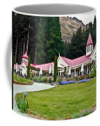 Walter Peak Farm New Zealand Coffee Mug