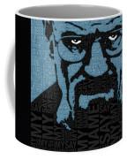 Walter White Heisenberg Breaking Bad Coffee Mug