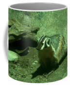 Wandering Badger Coffee Mug