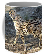 Wandering Cheetah Coffee Mug