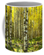 Wandering In The Woods  Coffee Mug