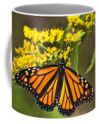 Wandering Migrant Butterfly Coffee Mug
