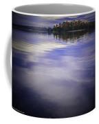 Wanigan View Of Au Sable River Coffee Mug