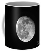 Waning Pink Moon Coffee Mug by Al Powell Photography USA