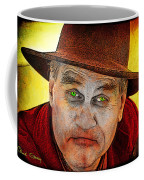 Wanna Be Friends? Coffee Mug by Chuck Staley