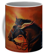 War Horse Joey  Coffee Mug by Paul Meijering