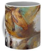 War Pony Coffee Mug