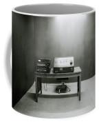 War Room Reunification Palace Coffee Mug