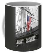 War Ship Coffee Mug