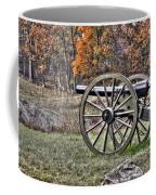 War Thunder - 4th New York Independent Battery Crawford Avenue Gettysburg Coffee Mug