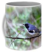 Warbler With Lunch Coffee Mug