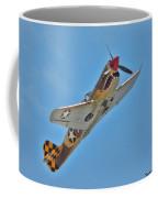 Warhawk Fighter Coffee Mug