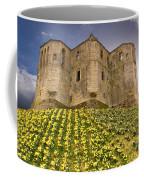 Warkworth Castle In The Sky Coffee Mug