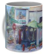 Warm Afternoon In The City  Coffee Mug