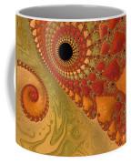 Warm And Earthy Coffee Mug
