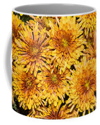 Warm And Sunny Yellows Golds And Oranges Coffee Mug