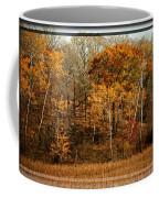 Warm Autumn Glow Coffee Mug