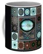 Warm Cosmos Redux Coffee Mug