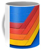Warm On Cool Coffee Mug