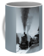 Warmth In The Cold Coffee Mug