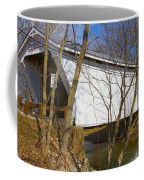 Warnke Covered Bridge  Coffee Mug