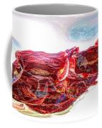 Warped Dried Tomatoes Coffee Mug
