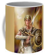 Warrior Bride Coffee Mug