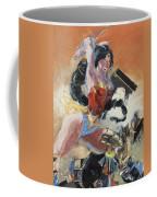 Warrior Princess Coffee Mug