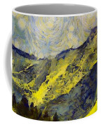 Wasatch Range Spring Colors Coffee Mug