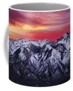 Wasatch Sunrise 3x1 Coffee Mug