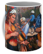 Washboard Lissa On Fiddle Coffee Mug
