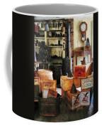 Washboards And Soap Coffee Mug