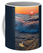 Washing Ashore Coffee Mug