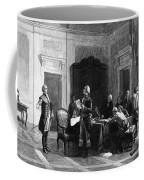 Washington And Lafayette Coffee Mug