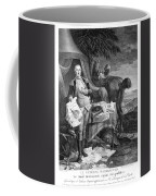 Washington At Yorktown Coffee Mug