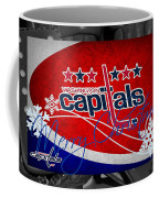 Washington Capitals Christmas Coffee Mug