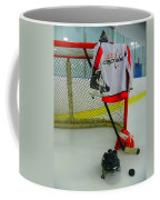 Washington Capitals Home Hockey Jersey Coffee Mug