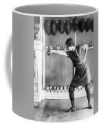 Washington Champion Fencer Coffee Mug