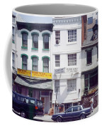 Washington Chinatown In The 1980s Coffee Mug by Thomas Marchessault