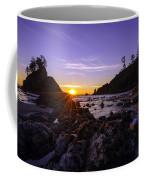 Washington Coast Sunset Dusk Coffee Mug