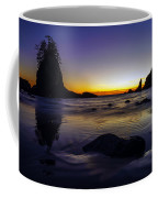 Washington Coast Tides Retreat Coffee Mug