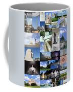 Washington D. C. Collage 3 Coffee Mug