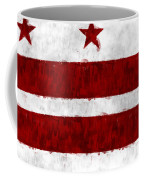 Washington D.c. Flag Coffee Mug