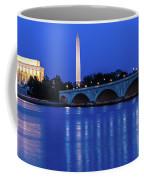 Washington D.c. - Memorial Bridge Coffee Mug