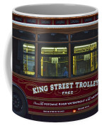 Washington Dc Trolley Coffee Mug